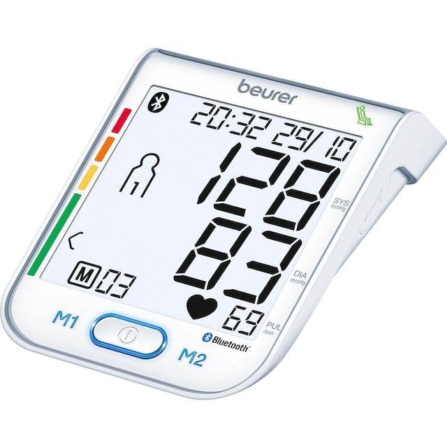 BEURER Oberarm-Blutdruckmessgerät BM 77