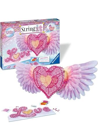 Ravensburger Kreativset »String it Maxi 3D-Heart«, Made in Europe; FSC® - schützt Wald... kaufen