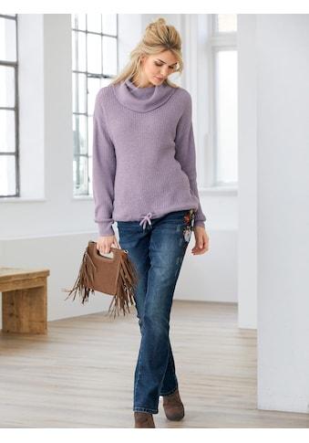 LINEA TESINI by Heine Rollkragenpullover »Pullover« kaufen