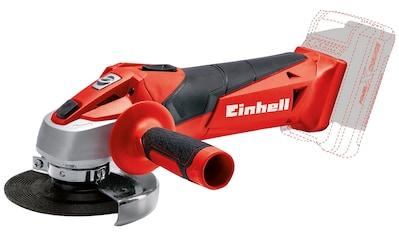 EINHELL Akku - Winkelschleifer »TC - AG 18/115 Li - Solo«, Power X - Change, 115 mm, ohne Akku und Ladegerät kaufen