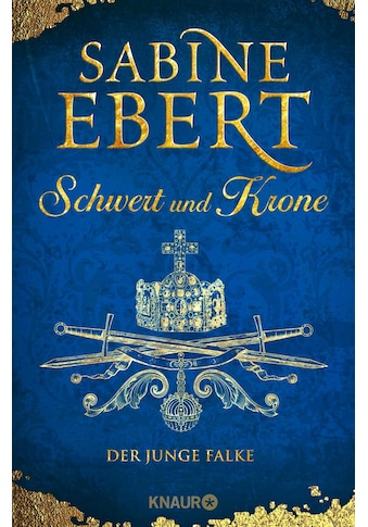 Buch »Schwert und Krone - Der junge Falke / Sabine Ebert« kaufen
