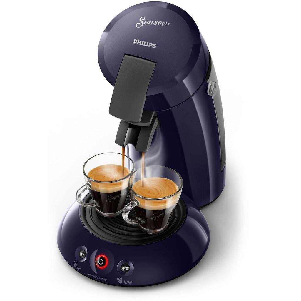 Senseo Kaffeepadmaschine HD6554/40 New Original