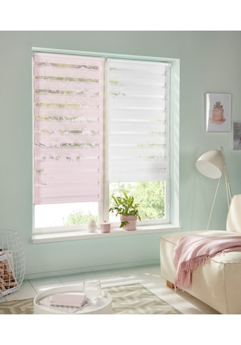 Doppelrollo »MARANO«, my home, Lichtschutz, ohne Bohren, freihängend kaufen