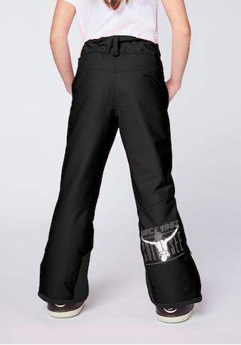 Chiemsee Skihose »mit Reißverschlüsse an den Beinbschlüssen« kaufen