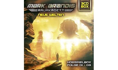 Musik-CD »RAUMKADETT: NEUE WELTEN HO / BRANDIS,MARK« kaufen