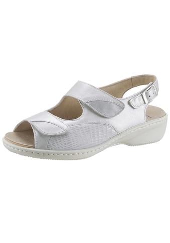 Goldkrone Sandalette mit Wechselfußbett kaufen