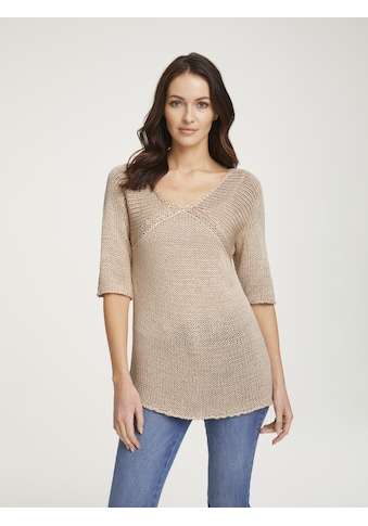 Pullover mit Rückenausschnitt kaufen