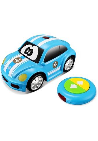 bbJunior RC-Auto »VW New Beetle Easy Play, blau«, mit Licht und Sound kaufen