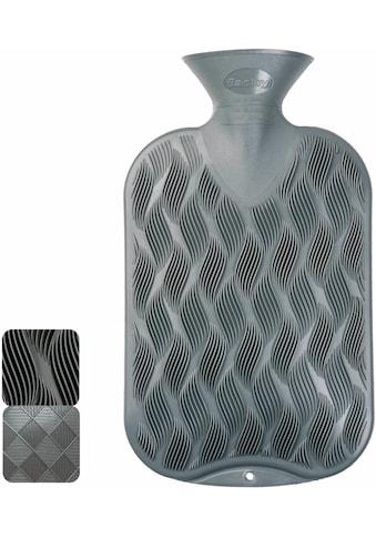 Fashy Wärmflasche »6437 21«, mit Wellendekor kaufen
