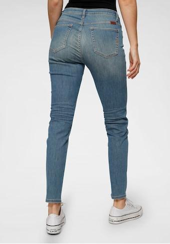 BLUE FIRE Skinny-fit-Jeans »Lara«, im Used-Look kaufen