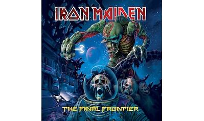 Musik-CD »The Final Frontier (2015 Remaster) / Iron Maiden« kaufen