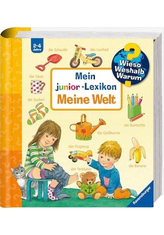 Ravensburger Buch »Mein junior-Lexikon: Meine Welt - Wieso? Weshalb? Warum?«, Made in... kaufen