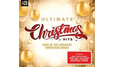 Musik-CD »Ultimate...Christmas Hits / Various« kaufen