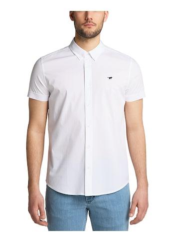 MUSTANG Kurzarmhemd »Chris CO Elastan« kaufen