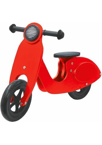 Jamara Laufrad »Roller, rot« kaufen