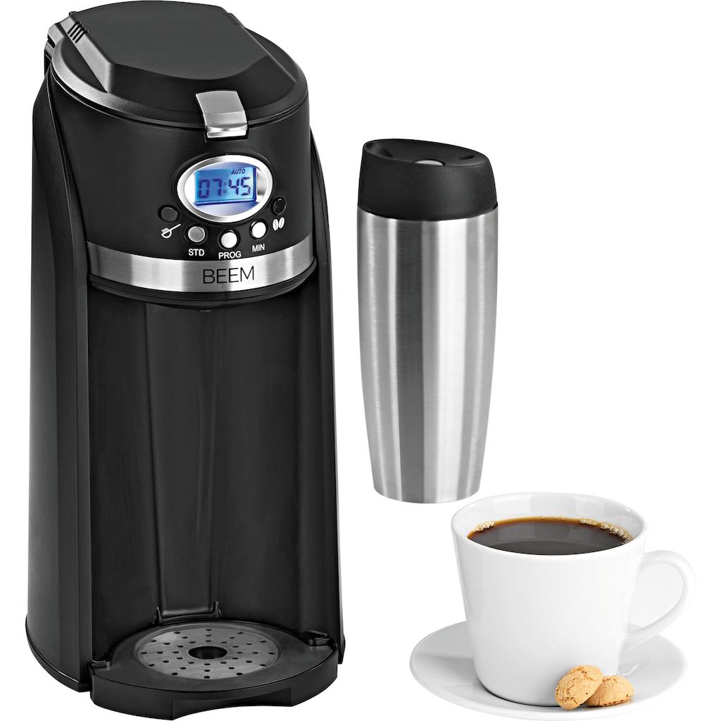 BEEM Kaffeemaschine mit Mahlwerk »Grind & Brew 2 Go«, Permanentfilter