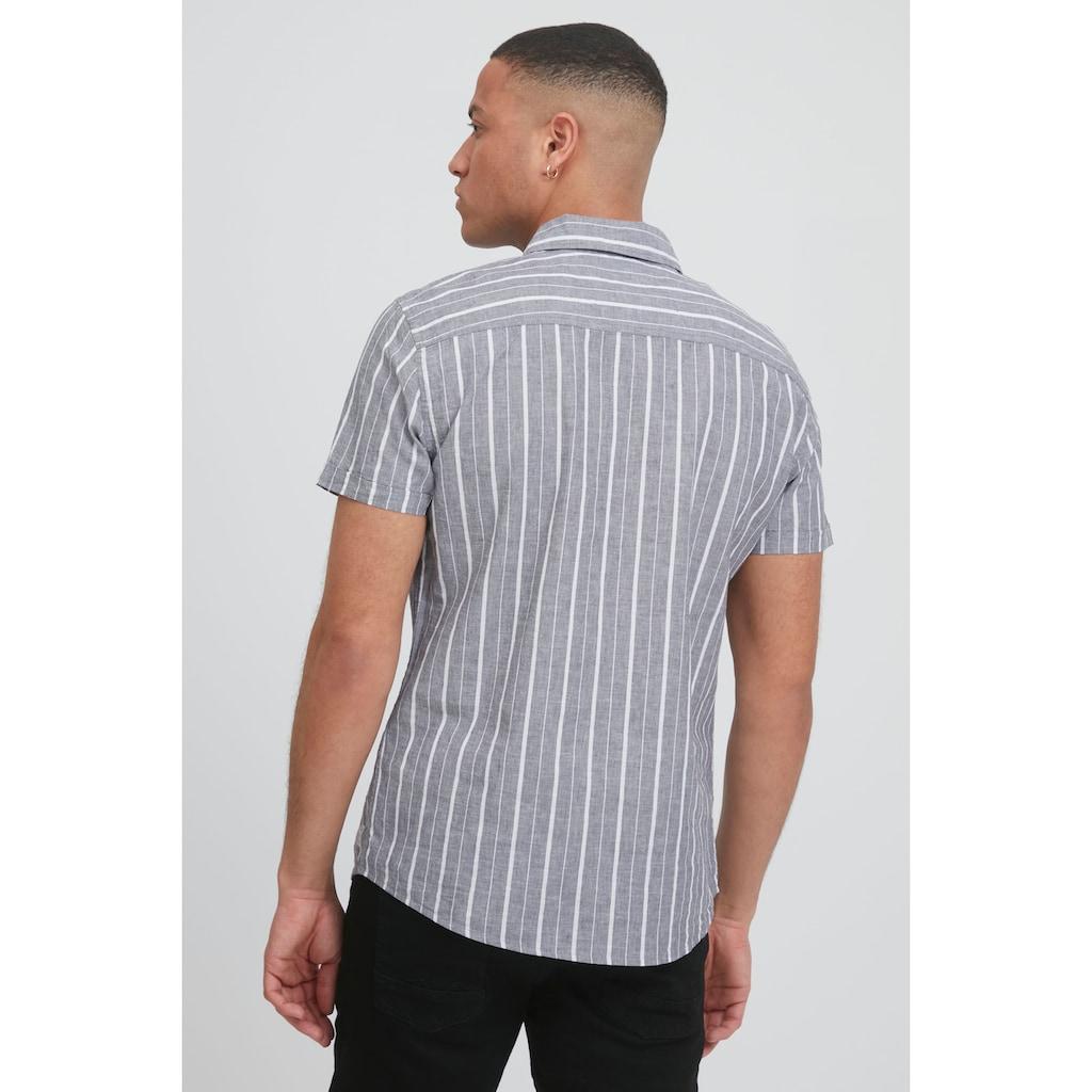 Blend Kurzarmhemd »Blend Herren Kurzarm Hemd mit Muster«, Kurzarm Hemd