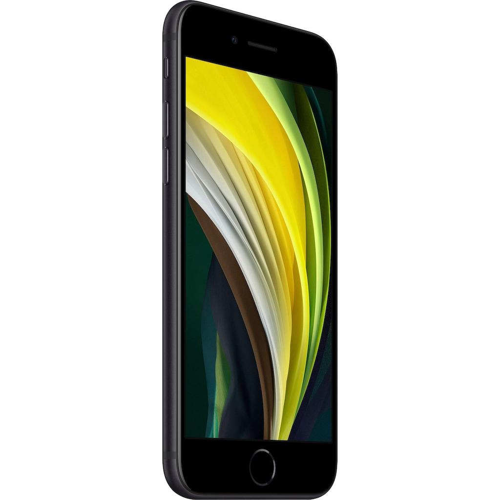 """Apple Smartphone »iPhone SE (2020)«, (11,94 cm/4,7 """", 128 GB Speicherplatz, 12 MP Kamera), ohne Strom-Adapter und Kopfhörer"""