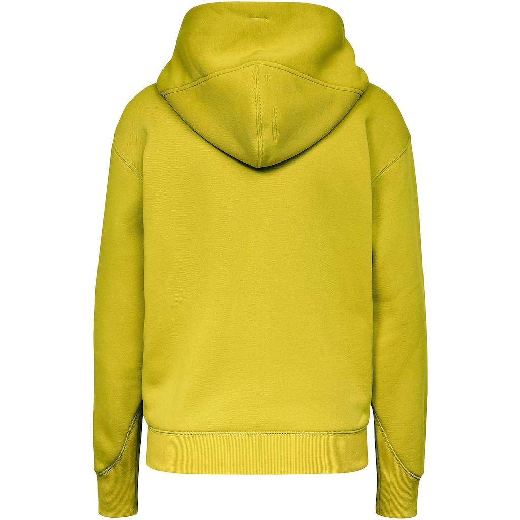 G-Star RAW Kapuzensweatshirt »Premium core r sw«, mit Kapuze und Kordelzug
