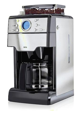 AEG Kaffeemaschine mit Mahlwerk KAM400 kaufen