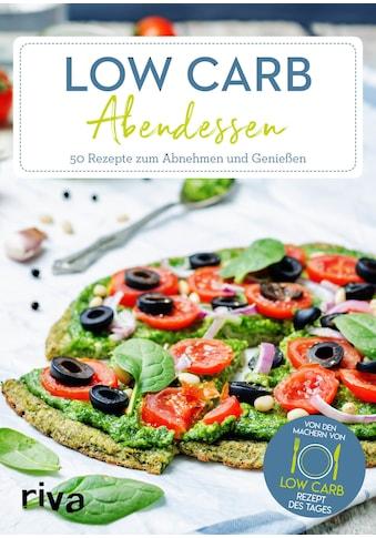Buch »Low-Carb-Abendessen / Low-Carb-Rezept des Tages« kaufen