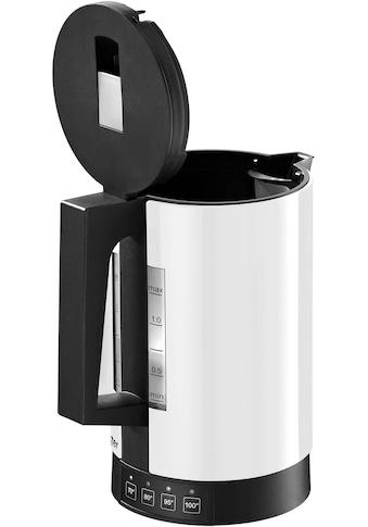 Ritter Wasserkocher, fontana 5 weiß, 1,1 Liter, 2800 Watt kaufen