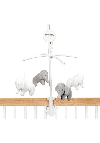 Nattou Mobile »Elefant«, mit Melodie kaufen