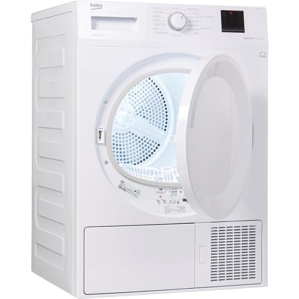 BEKO Wärmepumpentrockner »DS8511PAV«