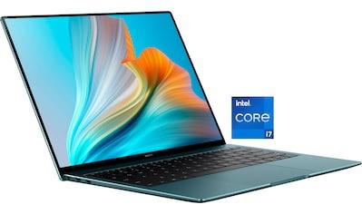 Huawei Notebook »MateBook X Pro 2021 i7 16/1TB, Intel Core i7, Touch, Win10«, (Intel... kaufen