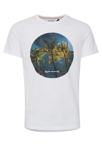 Blend T-Shirt »Blend Herren T-Shirt mit Print«, T-Shirt kaufen