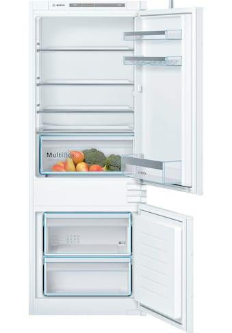 BOSCH Einbaukühlgefrierkombination »KIV67VSF0«, 4 kaufen