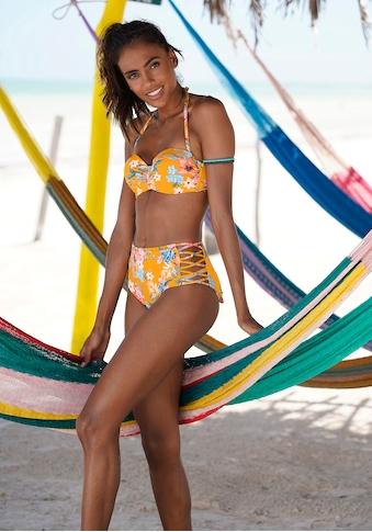 Bench. Highwaist-Bikini-Hose »Maui«, mit gekreuzten Zierbändern kaufen