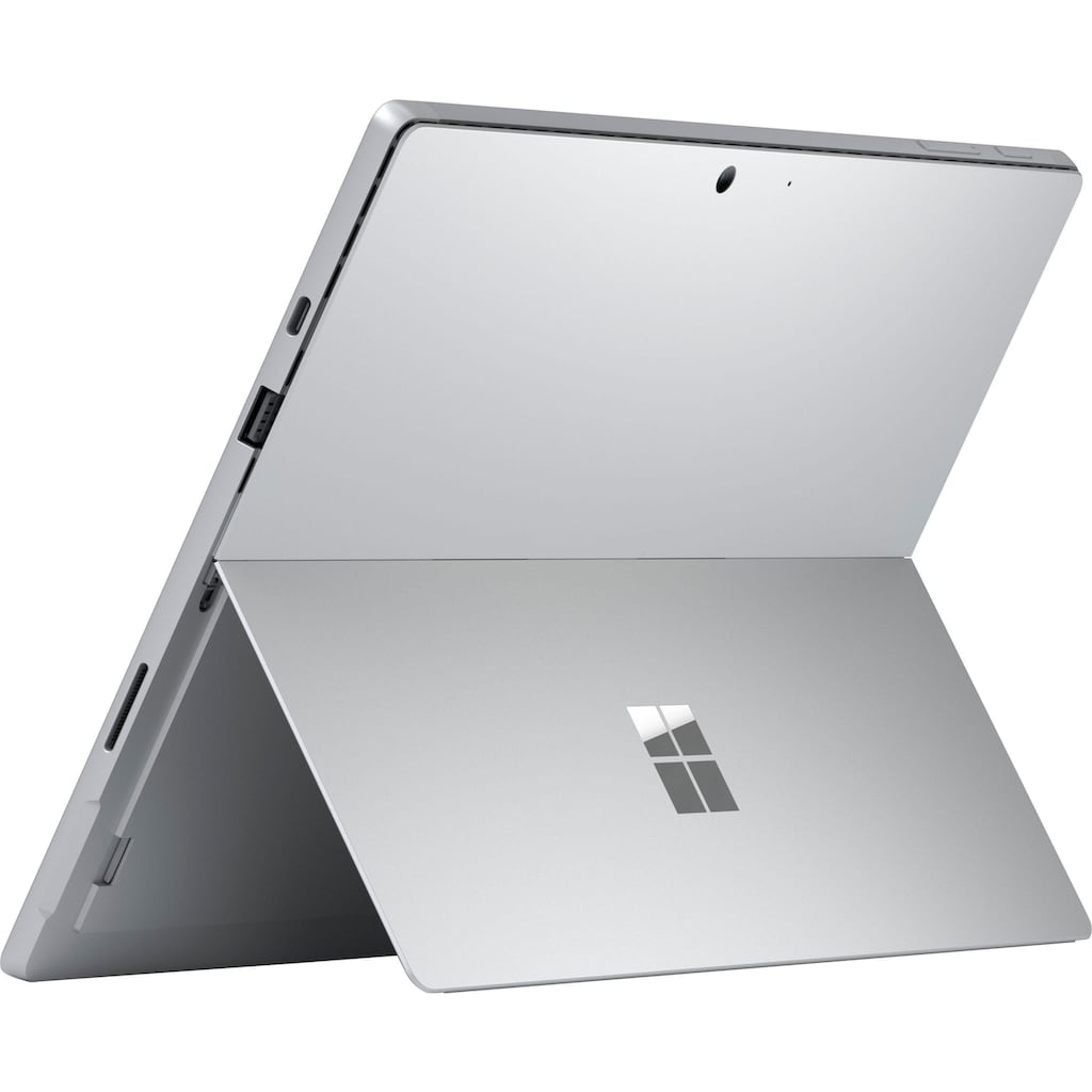 Microsoft Convertible Notebook »Surface Pro 7 - 8GB / 128GB i5 Platin«, ( 128 GB SSD)