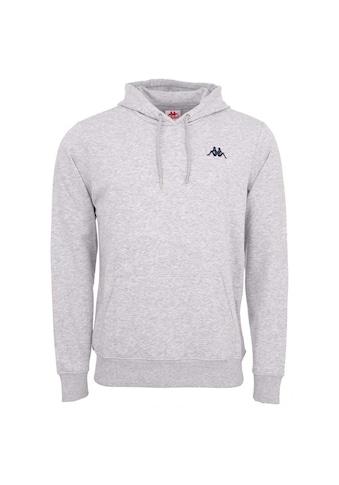 Kappa Kapuzensweatshirt »AUTHENTIC VEND«, mit Kängurutasche kaufen