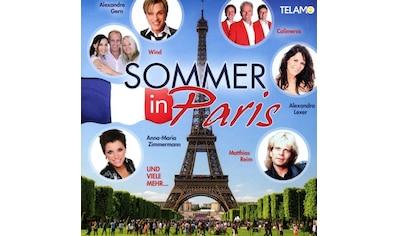 Musik-CD »Sommer In Paris / Various« kaufen