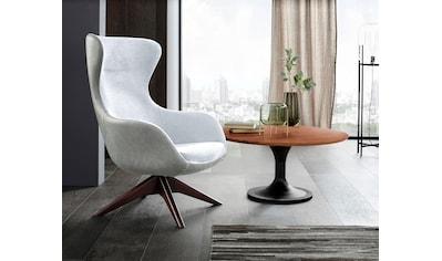 Places of Style Stuhl »Leona«, mit Füßen aus massiver Esche, natur- oder... kaufen