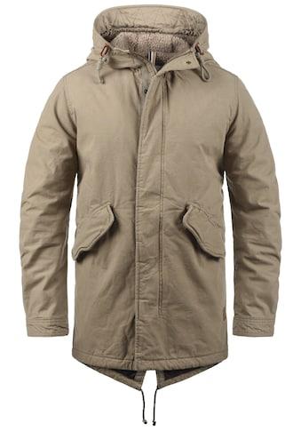 Jack & Jones Parka »Jabari«, warme Jacke mit hochabschließendem Stehkragen kaufen