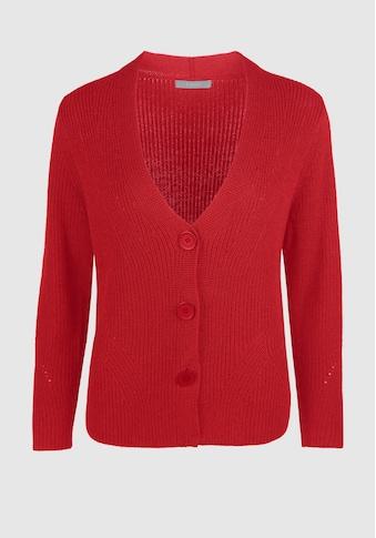 bianca Cardigan »VADIS«, in softer und angenehmer Qualität kaufen
