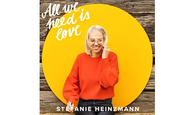 Musik-CD »All We Need Is Love / Heinzmann,Stefanie« kaufen