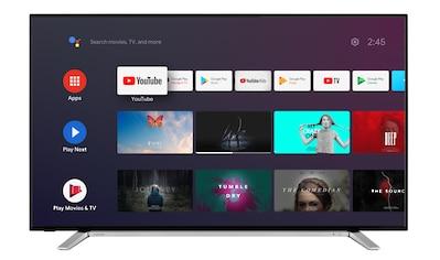 "Toshiba LED-Fernseher »65UA2B63DG«, 164 cm/65 "", 4K Ultra HD, Google... kaufen"