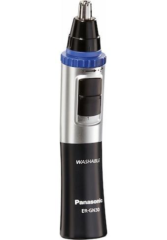Panasonic Nasen- und Ohrhaartrimmer »ER-GN30-K503«, Präziser Cut für gepflegtes Aussehen kaufen