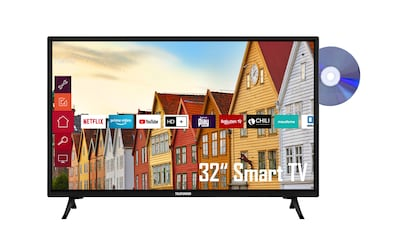 "Telefunken LED-Fernseher »XF32K559D«, 80 cm/32 "", Full HD, Smart-TV kaufen"