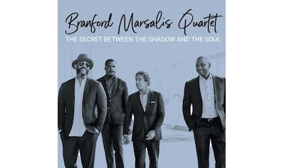 Musik-CD »The Secret Between the Shadow and the Soul / Marsalis Quartet,Branford« kaufen