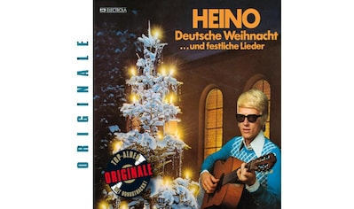 Musik-CD »DEUTSCHE WEIHNACHT...UND F / Heino« kaufen