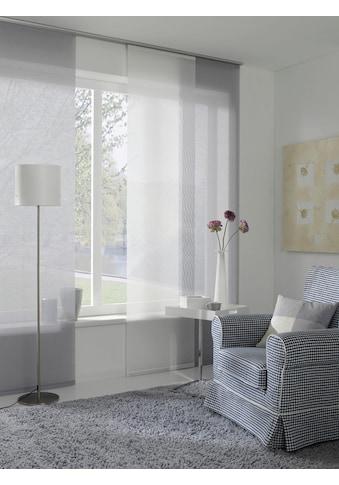 GARDINIA Schiebegardine »Flächenvorhang Stoff Digitaldruck Entry« kaufen