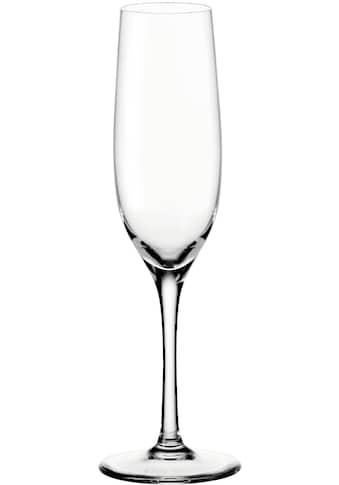 LEONARDO Sektglas »Ciao+«, (Set, 6 tlg.), 190 ml, 6-teilig kaufen