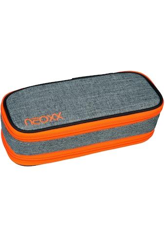 neoxx Schreibgeräteetui »Catch, Stay orange«, aus recycelten PET-Flaschen kaufen