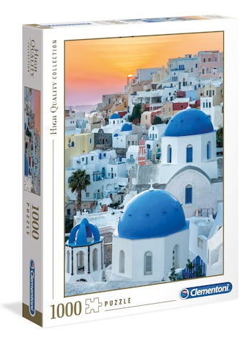 "Clementoni® Puzzle ""Santorini"" kaufen"