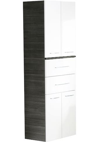 FACKELMANN Hängeschrank »Vadea«, Badmöbel Doppelhängeschrank Breite 70,5 cm kaufen
