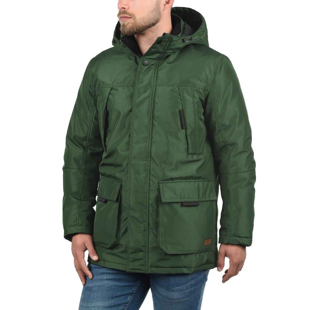 PRODUKT Langjacke »Parkin«, warme Jacke mit abnehmbarem Kunstfellkragen